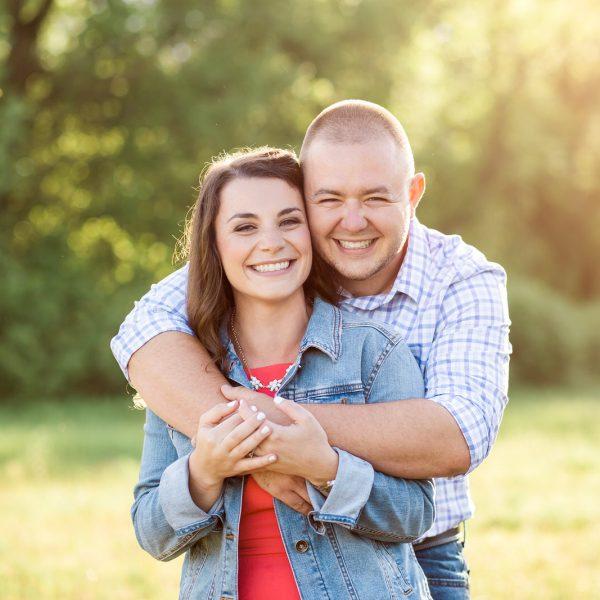 Karin & Patrick's Engagement – White Memorial Field - Litchfield, CT