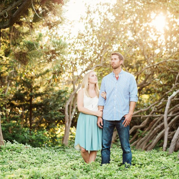 Hunter & Michael Engagement - Harkness Park - Waterford, CT