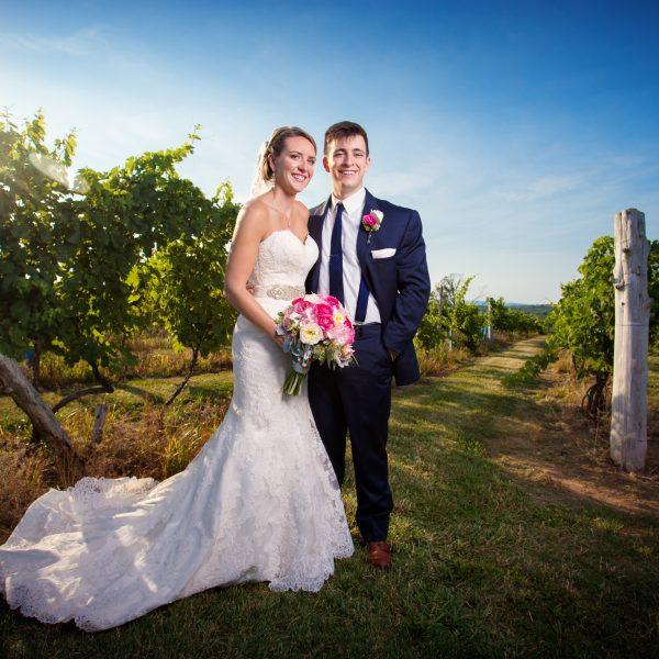 Meagan & Michael Wedding - Pavillon on Crystal Lake