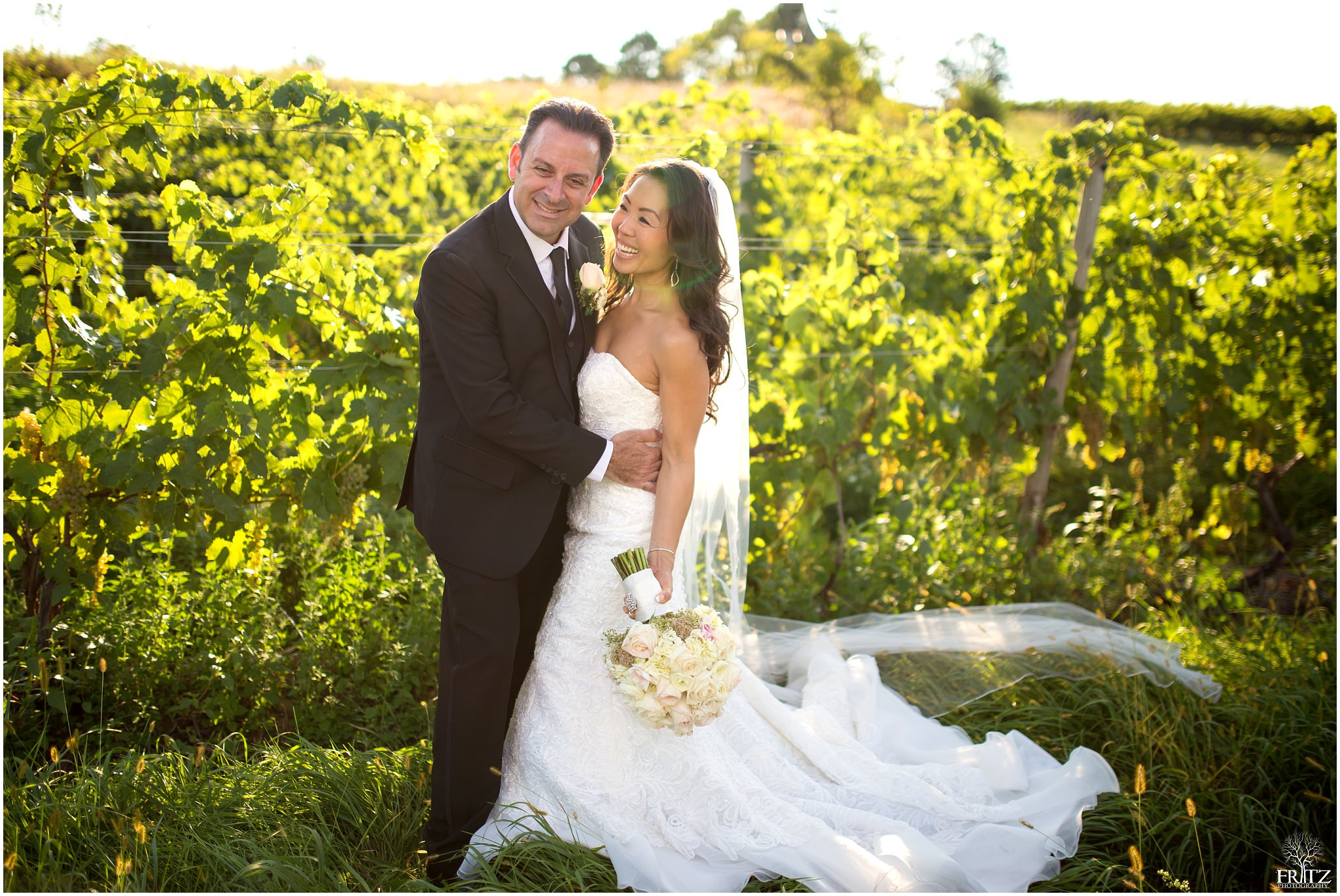 Hopkins Vineyard Wedding Photos 6