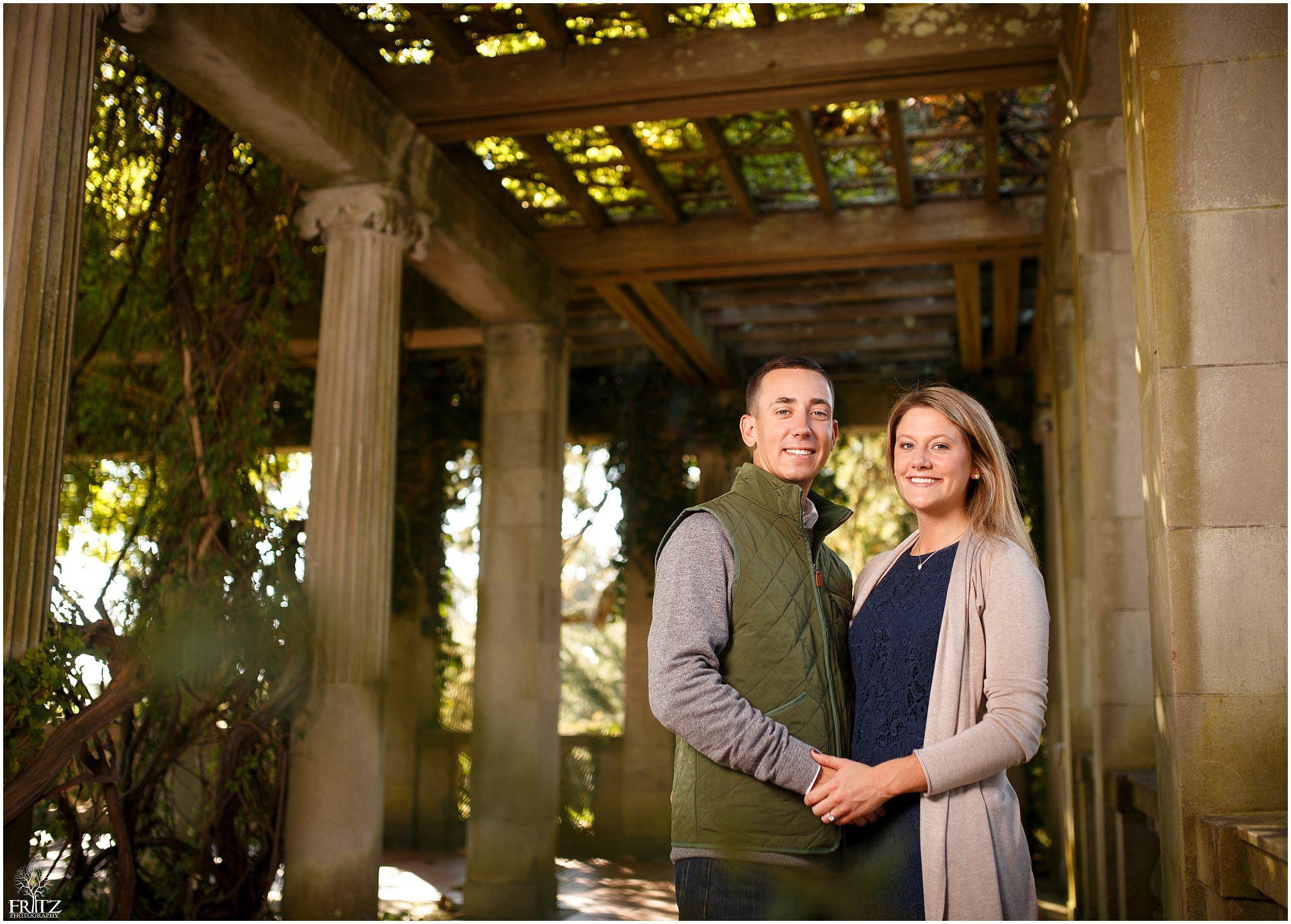 Harkness Park Engagement
